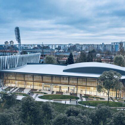Daugavas stadions, Augšiela 1, Rīga