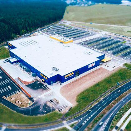 T/C IKEA, Biķeru iela 2, Vidzemes priekšpilsēta, Dreiliņi, Stopiņu novads, LV-2130