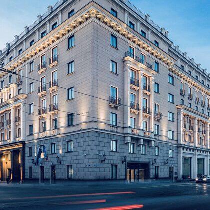 Grand Hotel Kempinski Riga, Aspāzijas bulvāris 22, Rīga