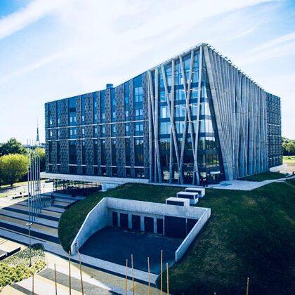 Latvijas Universitātes Dabaszinātņu akadēmiskā centra ēka Jelgavas ielā 1, Rīgā