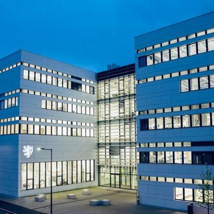 Universitāte BERGISCHE UNIVERSITÄT Vūpertālē, Vācijā