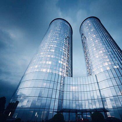 Z Towers, Daugavgrīvas iela 9, Zemgales priekšpilsēta, Rīga, LV-1048